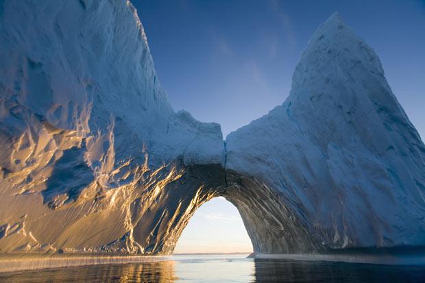 Ilulissat Kangerlua Glacier